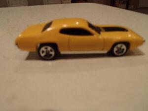 3 Hot Wheels 1971 Plymouth GTX Loose 1:64 scale diecast car. LOO Sarnia Sarnia Area image 2