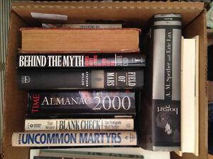 Variety of hardcover books London Ontario image 4