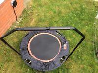 Trampette Gym Trampoline Urban Rebounder
