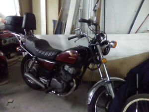 1984 Honda Rebel 250 recently Certified 1500 OBO