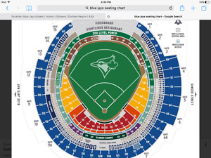 Great blue jays tickets