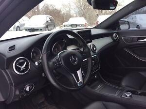 2014 Mercedes-Benz CL-Class CLA 250 Sedan