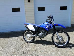 A vendre TTR 230 2009