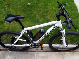Eco Expedition Electric Mountain Bike - E Bike Pedal Assist