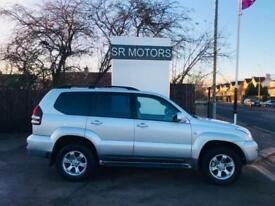 2007 Toyota Land Cruiser 3.0 D-4D ( 173bhp ) LC4(GOOD HISTORY,WARRANTY)