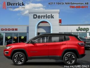 2018 Jeep Compass Trailhawk 4x4  - $210.16 B/W