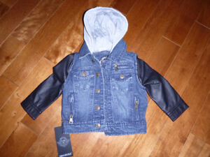 18 month new jacket