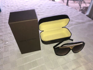 Louis Vuitton sunglasses for sale- new in a box