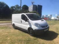 Vauxhall Vivaro 2.0CDTI ( 90ps ) ( Euro IV ) 2900 SWB