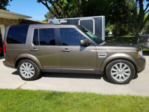 2012 LAND ROVER LR4 105k km's *REDUCED*