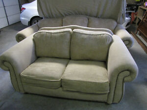 Custom made Lazy-boy couch and loveseat