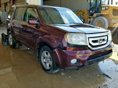 Wheel 17x4 Compact Spare Fits 09-15 PILOT 1950205