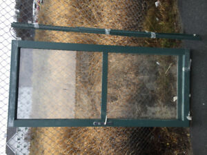 "36"" Screen Door and Frame"