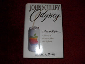 John Sculley at Apple; Bill Gates