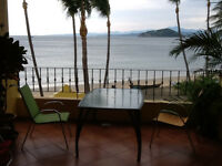 OCEAN FRONT 2 BEDROOM CONDO FOR SALE
