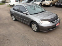 2005 Honda Civic LX Sedan Kitchener / Waterloo Kitchener Area Preview