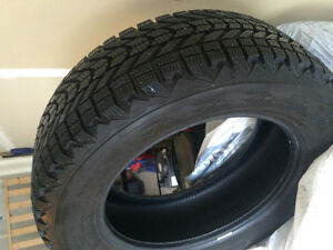 17 inch Winter Tires 225/60R17
