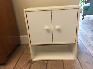 2 Small Cabinets For Sale