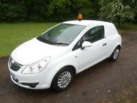Vauxhall Corsavan 1.3 CDTi 16v ecoFLEX AIR CON 60 REG 82K