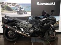 KAWASAKI ZZ-R1400 ZX1400FFF