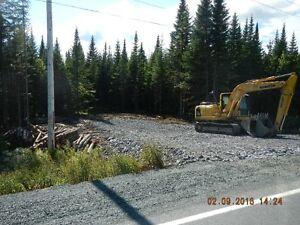 Terre à bois de 51 acres à vendre