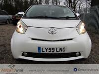 TOYOTA IQ VVT-I IQ3, White, Manual, Petrol, 2010