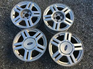 "FORD WINDSTAR TAURUS RIMS  16"" ALLOYS & 15"" STEEL"