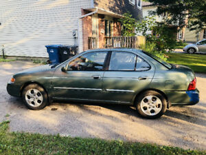 "2006 Nissan Sentra ""As Is"""