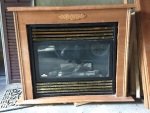 Natural Gas Fireplace - Napoleon