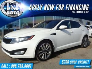 2013 Kia Optima LX AT-POWER SUNROOF-APPLY NOW!