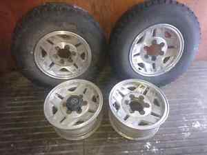 "Set of four 15"" Toyota Truck/SUV RIms for sale"