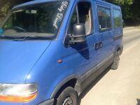 Renault Master T28 2.5D SWB Van For Swap