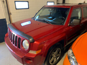 2009 JEEP PATRIOT - QUICK SALE !!! SELLING TODAY !!!!