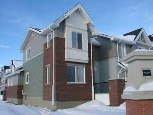 Newer large (1,625sq.ft.) 3-bedroom townhouse, Sherwood Park.