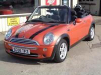 Mini One Convertible 73K