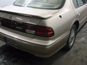 1997 Infiniti I30 T Sedan