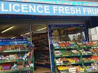 Profitable Offlicence shop for sale