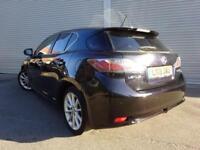 2013 13 LEXUS CT 1.8 200H LUXURY 5D AUTO 136 BHP