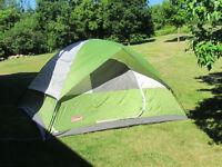 Coleman Sundome 8 person tent