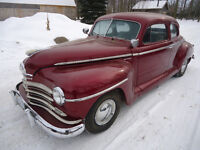 1946 Plymouth Dr. Coupe