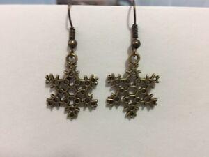 Handmade Christmas/Winter Earrings St. John's Newfoundland image 1