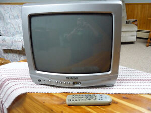 """14""""T.V.  Old Style  ( Never USED )"""