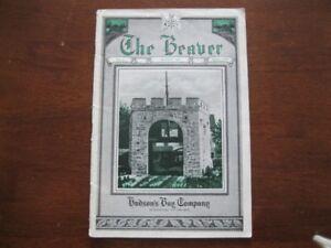 "1932 HUDSON'S BAY COMPANY ""THE BEAVER"" MAGAZINE ~MARCH 1932~"