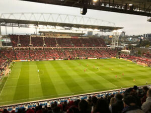 TFC Tickets - 4x Seats Available All Home Games