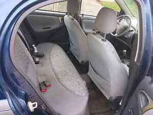 2002 Toyota echo PricecDrop Oakville / Halton Region Toronto (GTA) image 5