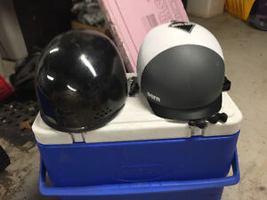 Casques de ski ou de snow