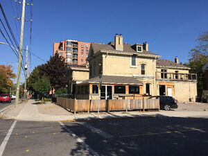 Fantastic location  building for lease Talbot St London Ontario image 1