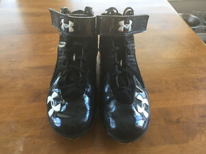 Football cleats - men's size 10