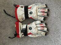 Level Men's ski or snowboard gloves