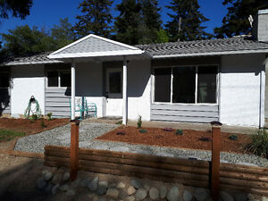 Sooke Rancher for Rent:  June1-15